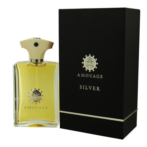 Amouage Silver 3.4 oz EDP for men  AMOUAGE MENS FRAGRANCES - LaBellePerfumes