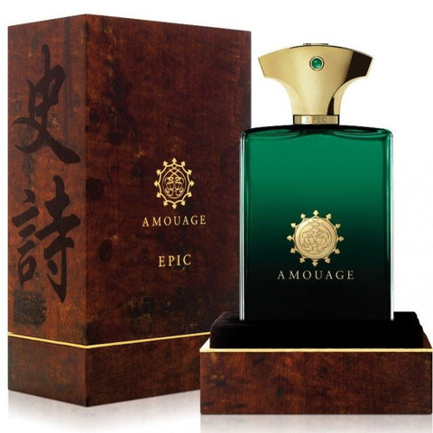 Amourage Epic 3.4 oz EDP for men