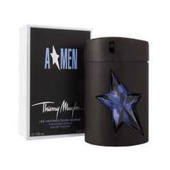 MENS FRAGRANCES - Angel Rubber Flask 3.4 Oz EDT For Men