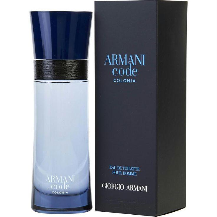 MENS FRAGRANCES - Armani Code Colonia 2.5 Oz For Men