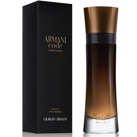 Armani Code Profumo 3.7 oz Parfum for men