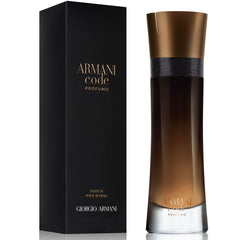 MENS FRAGRANCES - Armani Code Profumo 3.7 Oz Parfum For Men