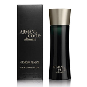 Armani Code Ultimate 2.5 EDT for men  ARMANI MENS FRAGRANCES - LaBellePerfumes