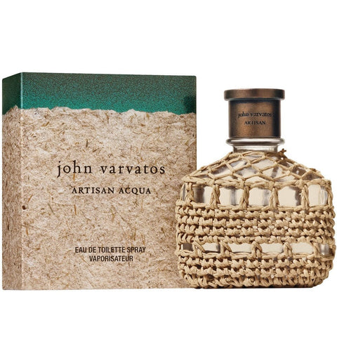 Artisan Acqua 4.2 oz EDT for men  JOHN VARVATOD MENS FRAGRANCES - LaBellePerfumes
