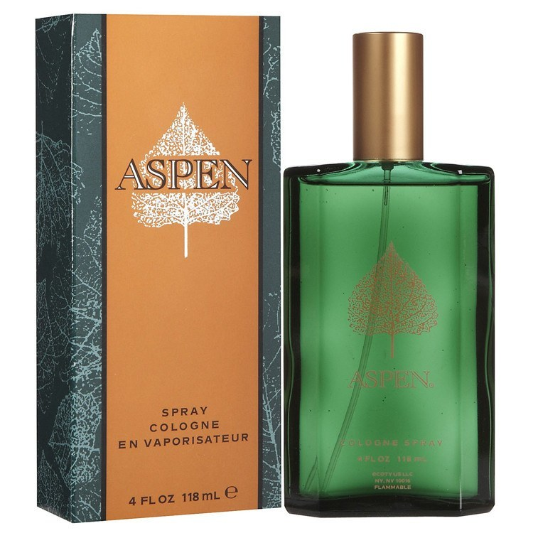 Aspen 4.0 oz EDT for men  COTY MENS FRAGRANCES - LaBellePerfumes