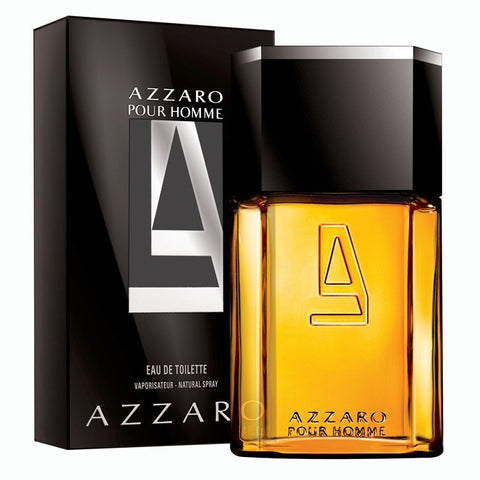 Azzaro 6.8 oz EDT for men  AZZARO MENS FRAGRANCES - LaBellePerfumes