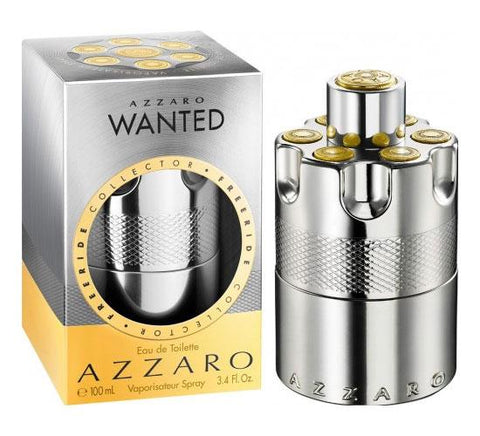 Azzaro Wanted Collectors Edition 3.4 oz EDT for men