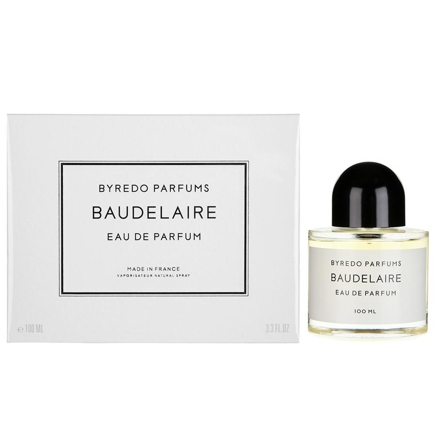 MENS FRAGRANCES - Baudelaire Byredo 3.3 Oz EDP For Men