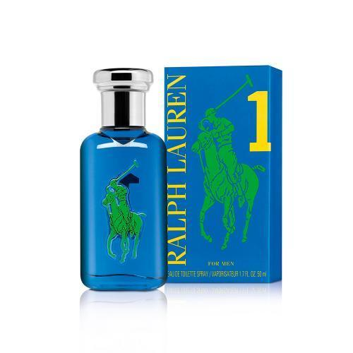 MENS FRAGRANCES - Big Pony #1 Blue 1.7 Oz EDT For Men