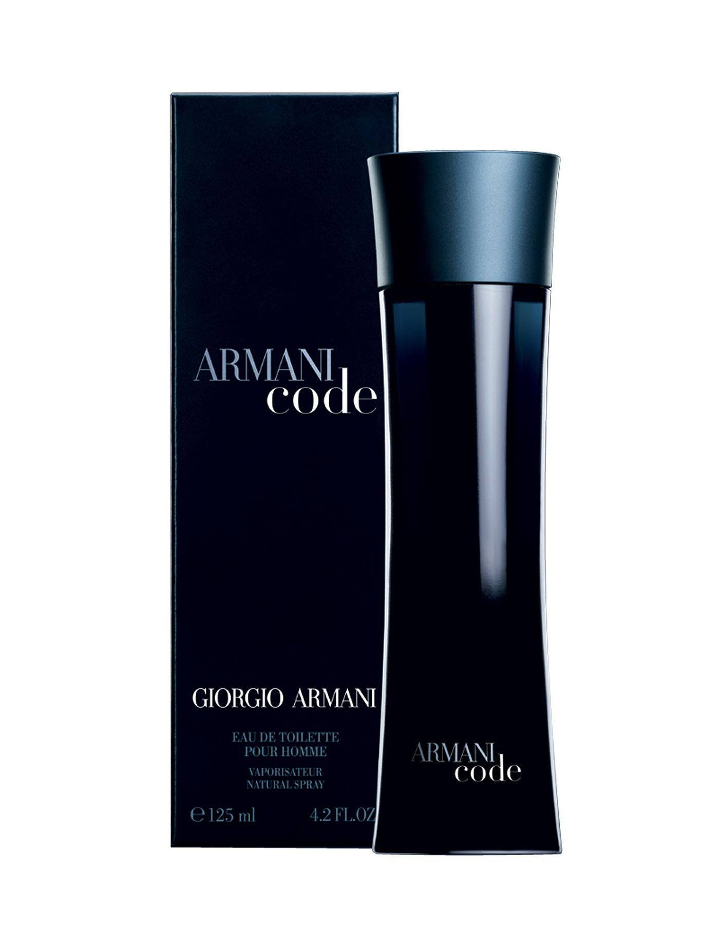 Black Code 2.5 oz EDT for men  ARMANI MENS FRAGRANCES - LaBellePerfumes