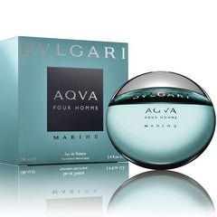 Blvgari Aqua Marine 3.4 oz EDT for men  BULGARI MENS FRAGRANCES - LaBellePerfumes
