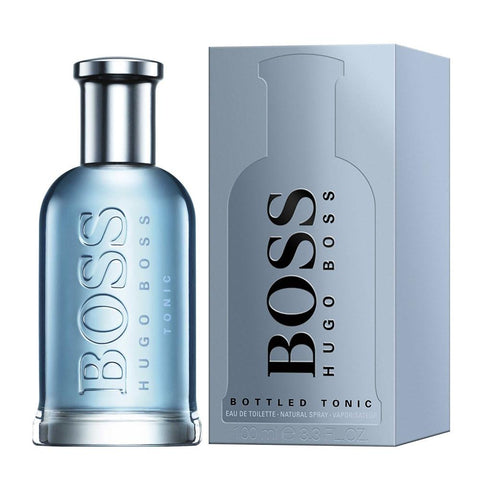 Boss Bottled Tonic 3.4 oz EDT for men