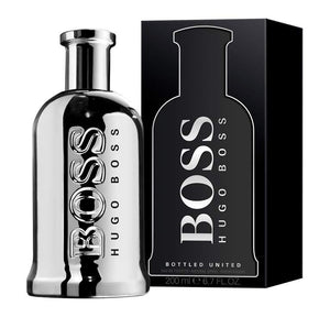 MENS FRAGRANCES - Boss Bottled United 6.7 Oz EDT For Men