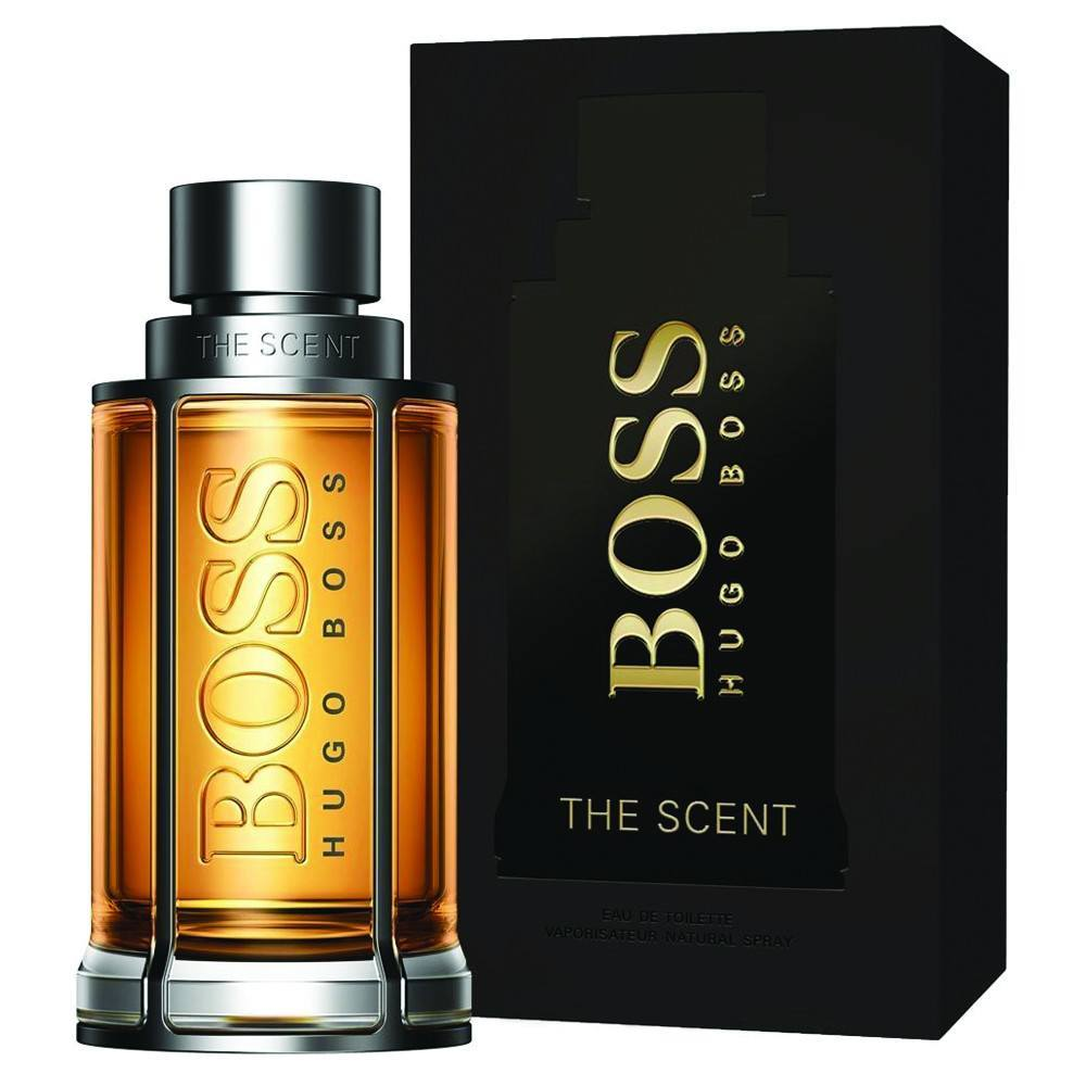 Boss The Scent 3.4 oz EDT for men  HUGO BOSS MENS FRAGRANCES - LaBellePerfumes