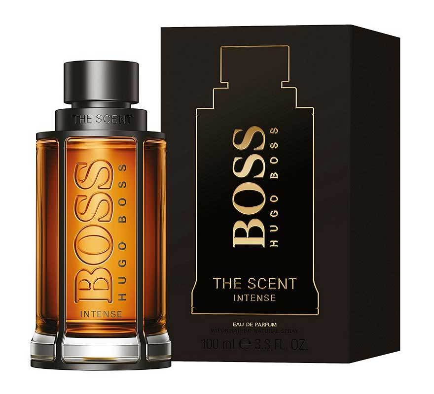 MENS FRAGRANCES - Boss The Scent Intense 3.3 Oz EDP For Men
