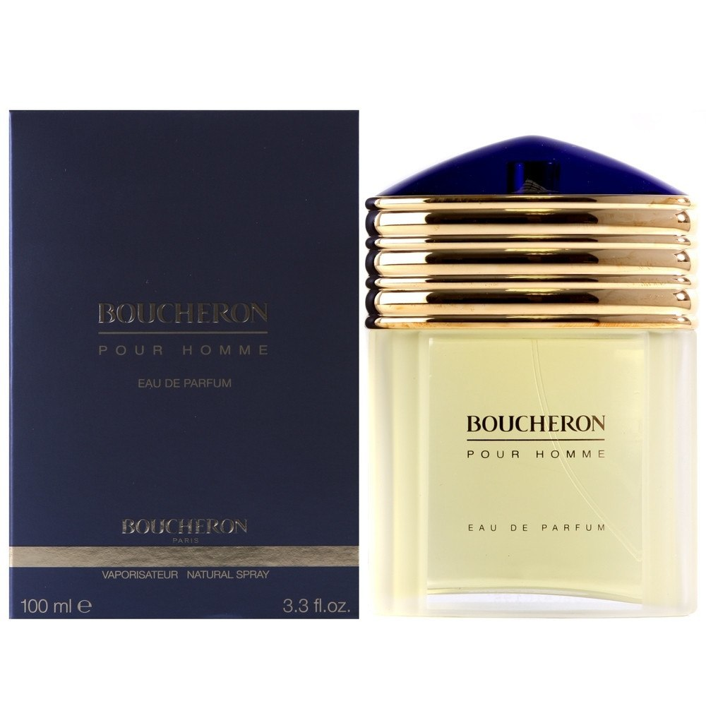 Boucheron 3.4 oz EDP for men  BOUCHERON MENS FRAGRANCES - LaBellePerfumes