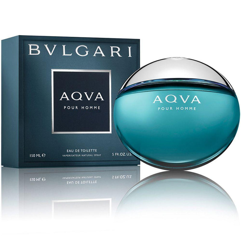 MENS FRAGRANCES - Bulgari Aqua 5.0 Oz EDT For Men