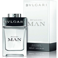 Bulgari Man 3.4 oz EDT for man  BULGARI MENS FRAGRANCES - LaBellePerfumes