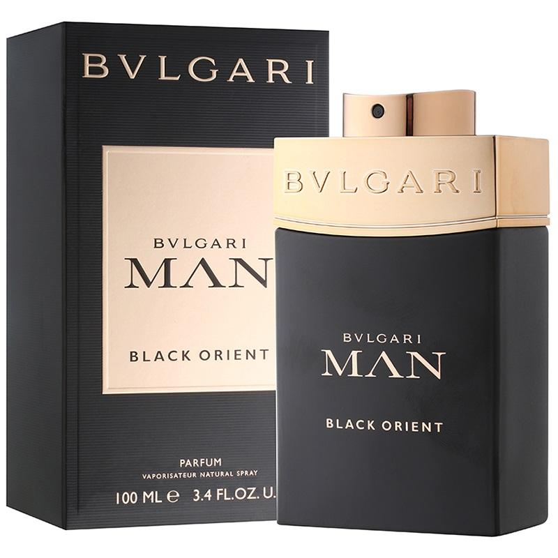 MENS FRAGRANCES - Bulgari Man Black Orient 3.4 Oz EDP For Men