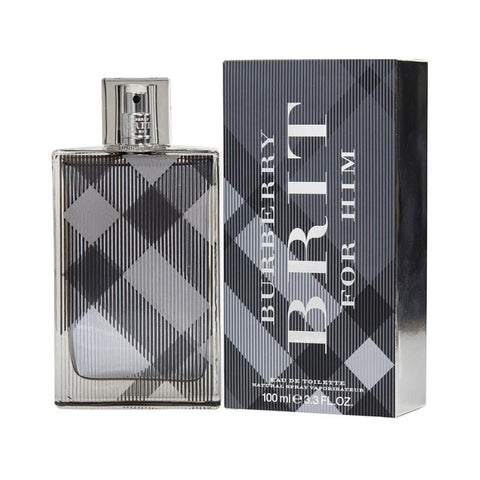 Burberry Brit 3.4 oz EDT for men