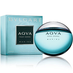 MENS FRAGRANCES - BVLGARI Aqva Marine 5.0 Oz EDT Pour Homme