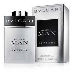 BVLGARI Man Extreme 3.4 oz EDT  BULGARI MENS FRAGRANCES - LaBellePerfumes