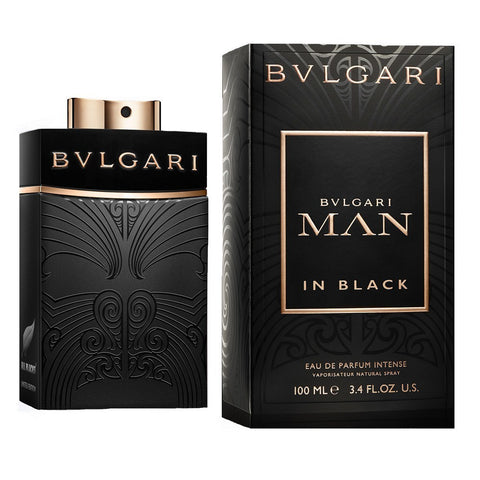 Bvlgari Man In Black Parfum Intense 3.4 oz for men