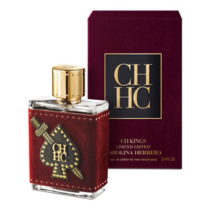 MENS FRAGRANCES - CH Kings Limited Edition 3.4 Oz EDP For Men