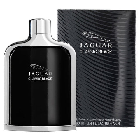 Classic Black 3.4 oz EDT for men