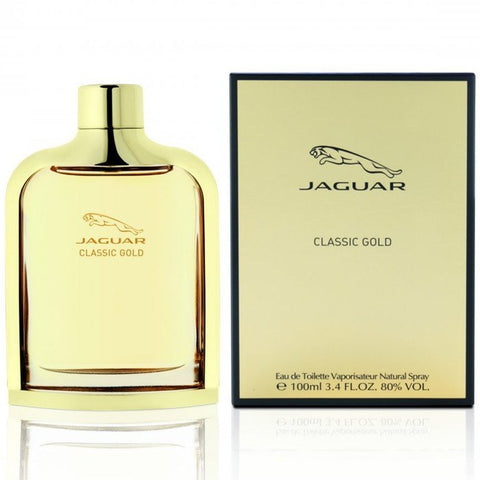 Classic Gold 3.4 EDT for men