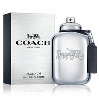 MENS FRAGRANCES - Coach Platinum 3.3 Oz EDP For Men