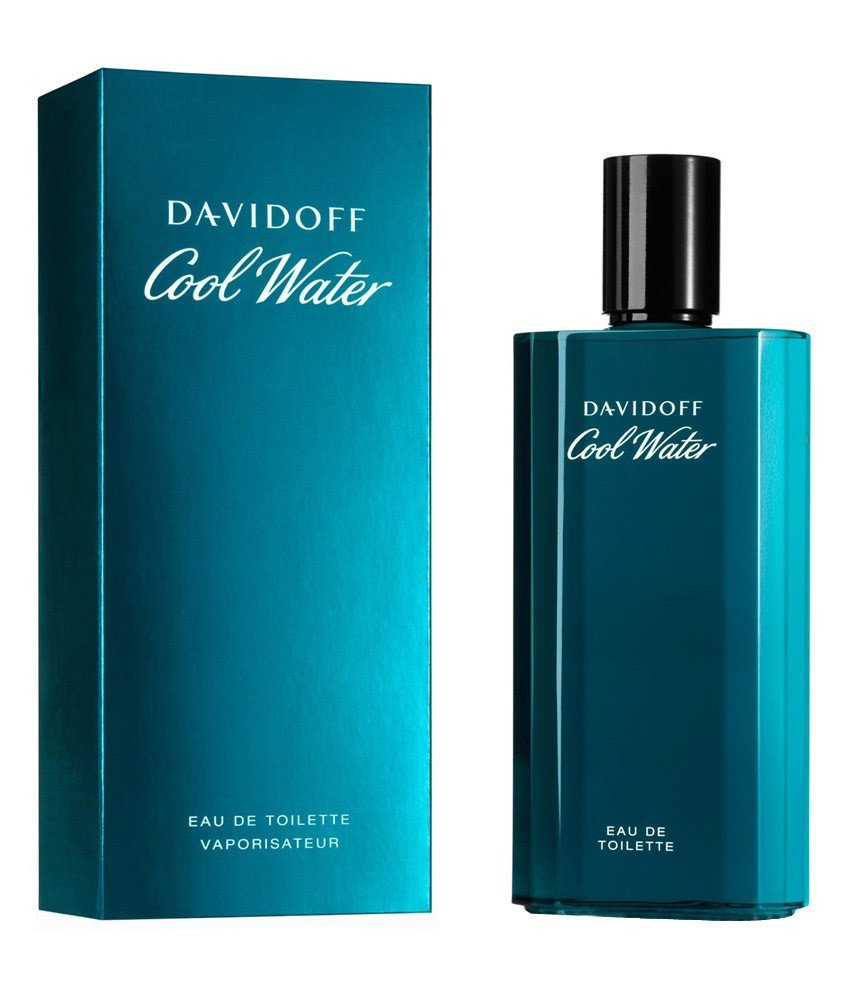 MENS FRAGRANCES - Cool Water 6.7 Oz EDT For Men