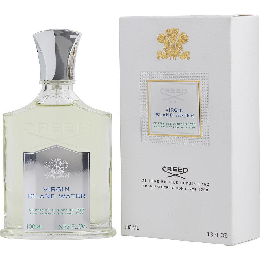 MENS FRAGRANCES - Creed Virgin Island Water 3.3 Oz EDP For Men