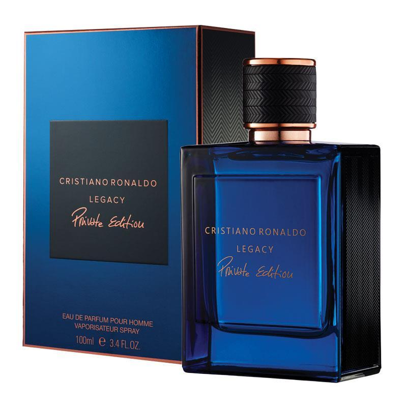 MENS FRAGRANCES - Cristiano Ronaldo Legacy Private Edition 3.4 Oz EDP For Men