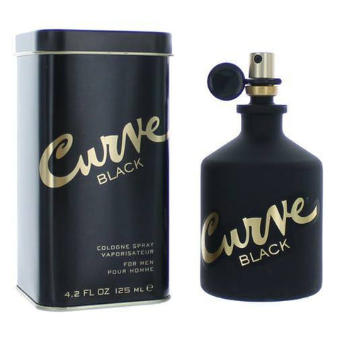 Curve Black 4.2 oz EDT for men