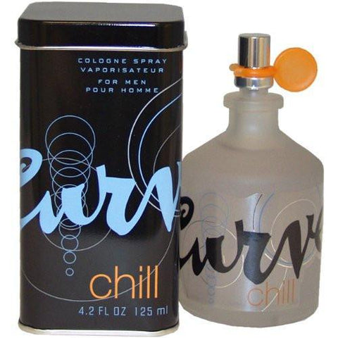Curve Chill 4.2 oz EDT for men