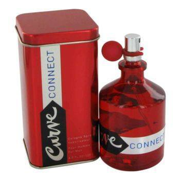 Curve Connect 4.2 oz EDT for men