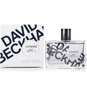 MENS FRAGRANCES - David Beckham Homme 2.5 Oz EDT For Men