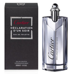MENS FRAGRANCES - Declaration D'Un Soir 3.4 EDT For Men