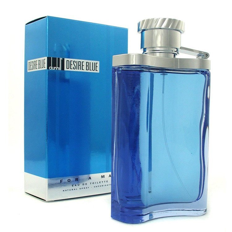 MENS FRAGRANCES - Desire Blue 3.4 Oz EDT For Men