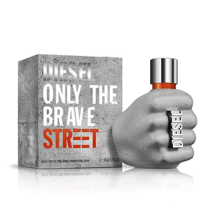 MENS FRAGRANCES - Diesel Only The Brave Street 4.2 Oz EDT For Men