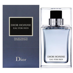 MENS FRAGRANCES - Dior Homme Eau For Men 3.4 Oz EDT