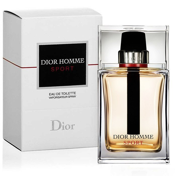 MENS FRAGRANCES - Dior Homme Sport 3.4 EDT For Men