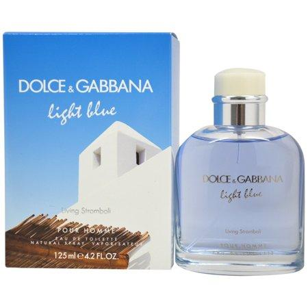 MENS FRAGRANCES - Dolce & Gabbana Light Blue Stromboli 4.2 Oz For Men