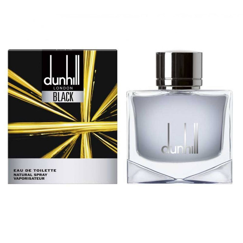 MENS FRAGRANCES - Dunhill Black 3.4 Oz EDT For Men