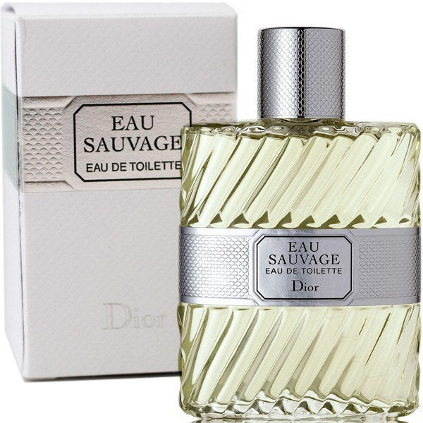 MENS FRAGRANCES - Eau Savage 3.4 Oz EDT By Dior For Men