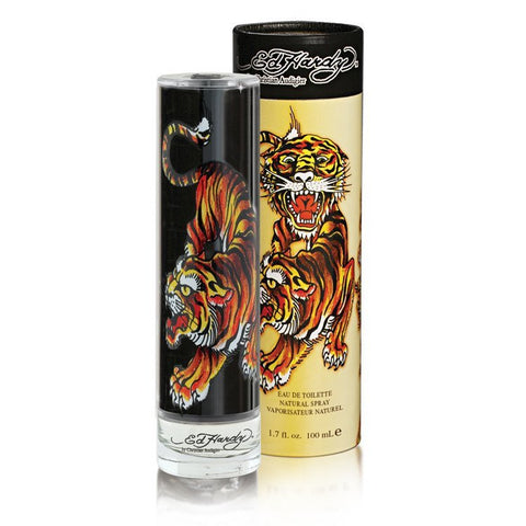 Ed Hardy 3.4 oz EDT for men