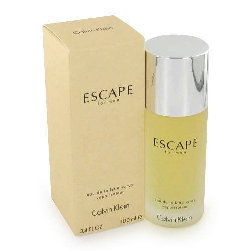 MENS FRAGRANCES - Escape 3.4 Oz For Men