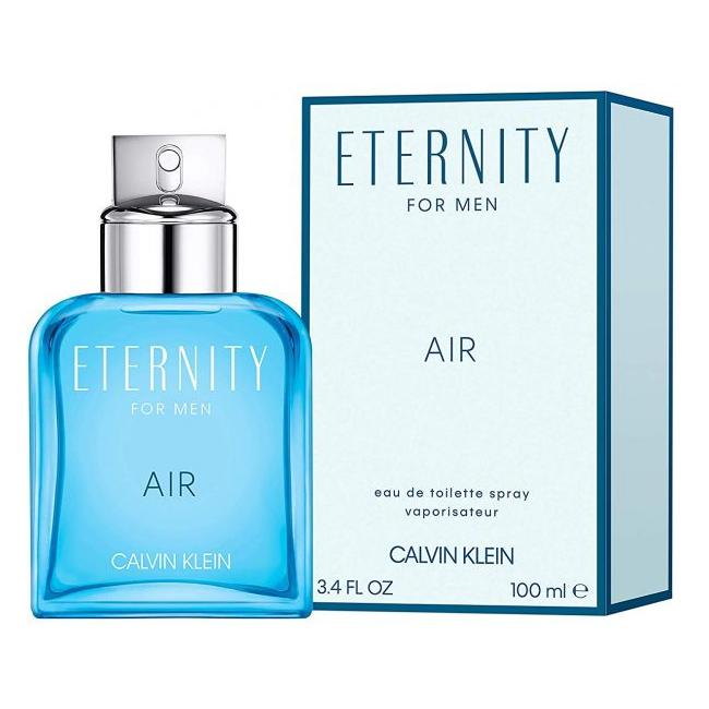 MENS FRAGRANCES - Eternity Air 3.4 Oz EDT For Men