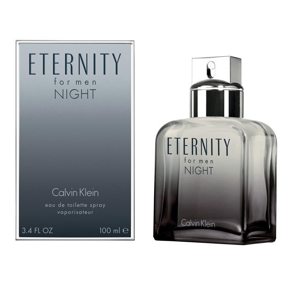 MENS FRAGRANCES - Eternity Night 3.4 Oz EDT For Men